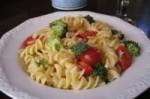 Broccoli Green Bean Quinoa Pasta