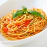 Raw Vegetable Quick Pasta Sauce