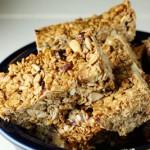 baked oat bars