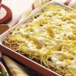 Gluten-Free Pumpkin Noodle Casserole