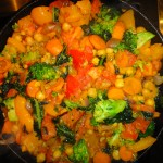 Cast-Iron Hearty Vegetable Stew