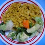 Spicy Quinoa