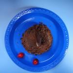 5 Minute Chocolate Cake, Vegan and Gluten-Free