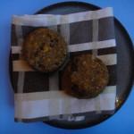 Oatmeal, Apricot, Chia Muffins