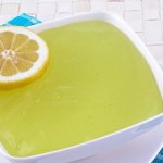 lemon jello vegan