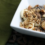 Raw Living Oatmeal