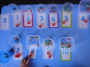 Learn Count and Numbers- Montessori
