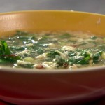 Lentil and Chard Soup