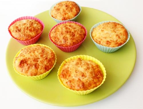 Quinoa Muffins With Vegetables, Gluten-Free