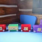 Tea Box Train
