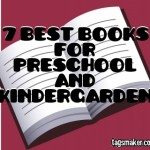 7 Books For Preschool and Kindergarden