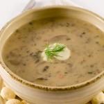 Cream Of Mushroom Soup, Dairy-Free