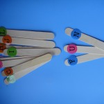Letter Sticks for Phonics and Spelling