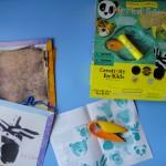 Zebra Craft and My First Scissors