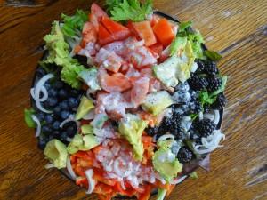 Child Friendly Salad