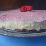vegan cashew cheesecake