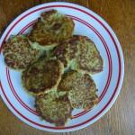 Gluten-Free And Flour-Free Zucchini Pancakes