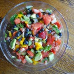 Berry Avocado Salsa