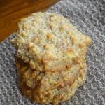 Oat Cookies, Gluten-Free, Vegan