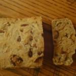 Breakfast Date Oat Bread