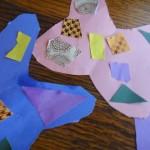 Butterflies For Scissor Skills