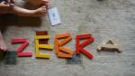 Spelling With Blocks