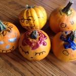 Pumpkin Decoration for Little Kids