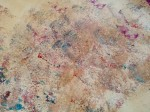 sponge painting for toddler and preschool