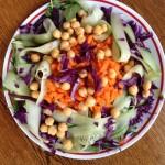 Crunchy Fiber Salad