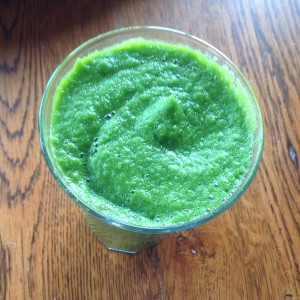 The Best-Tasting Green Smoothie-even kids ask for more