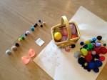 Easter math for toddlers, preschool, kindergarten
