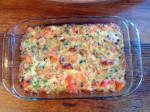 Easy Vegetarian Casserole
