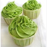 vegan healthy green frosting