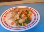 Vegetable Pot Pie, Gluten-Free