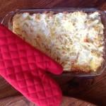 hidden veggie and gluten-free mac and cheese