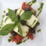 Raw Vegan Manicotti