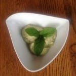 Healthy Mint Ice Cream, Vegan
