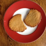 Gluten free healthy vegan peanut butter cookies