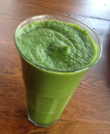 Kid-Friendly Green Smoothie