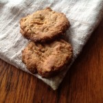 Flour-less Tahini Cookies