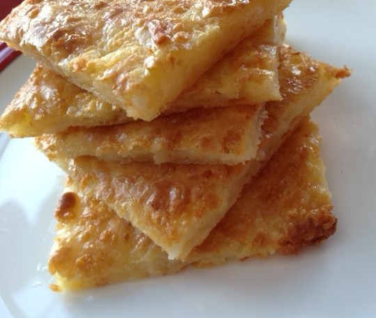 Grain-Free Healthy Cheesy Bread