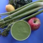 skinny detox green smoothie