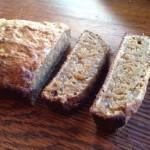 Easy gluten-free and vegan banana bread