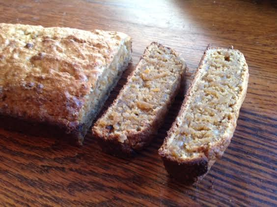 Easy gluten-free and vegan banana bread