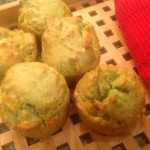 Cheese Biscuits with Hidden Vegetables, Gluten-Free