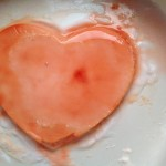 Valentine's Day Science Experiment for kids