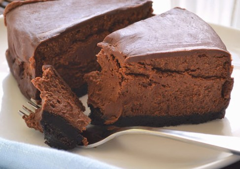 Raw chocolate Ganache Cake- Best ever!