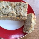 Quinoa Almond Bread, Gluten-Free