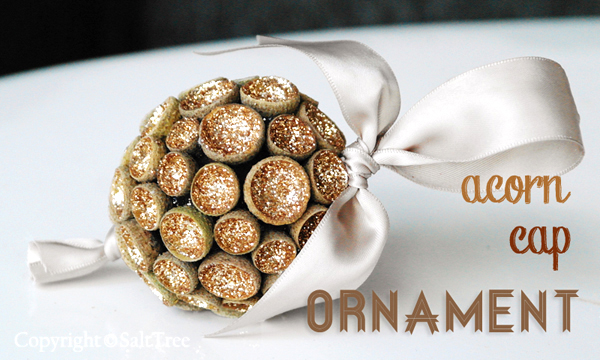 41 handmade ornament patterns for kids and adults for How to make acorn ornaments