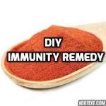 DIY  Immunity Remedy